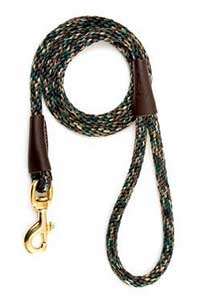 Mendota Camo 4 Foot Snap Leash