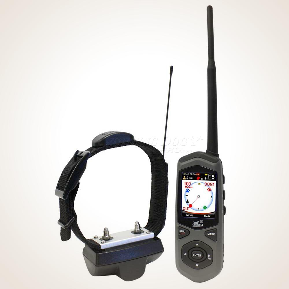 border patrol tc1 gps portable dog fence remote With gps dog fence