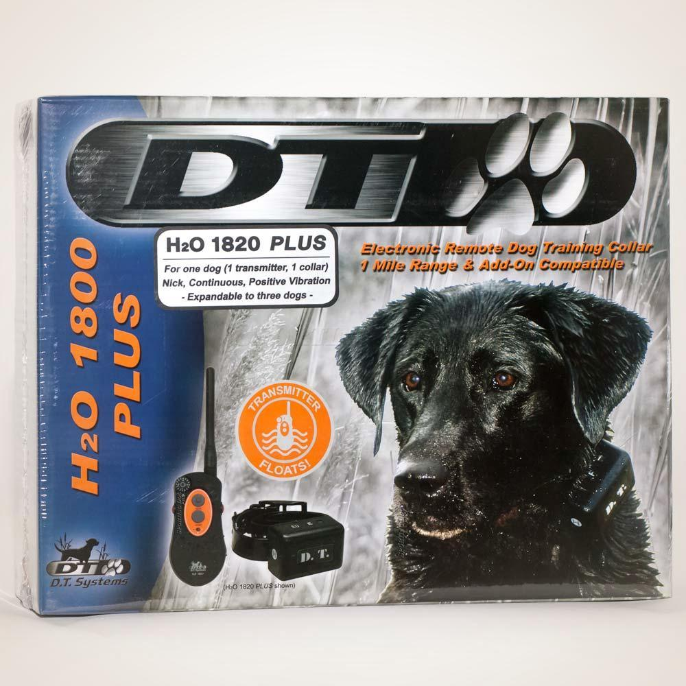 DT Systems H2O 1820 PLUS Remote Trainer