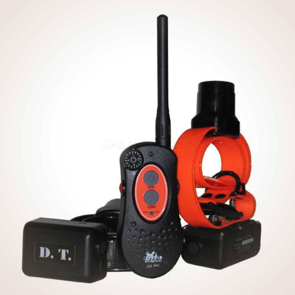 DT Systems H2O 1852 PLUS Remote Trainer / Beeper - (2 Dog)