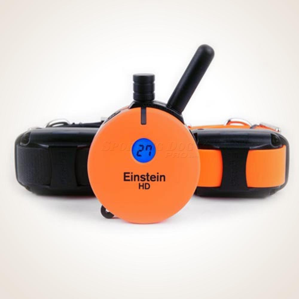 Einstein 2-Dog Upland HD Remote E-Collar System