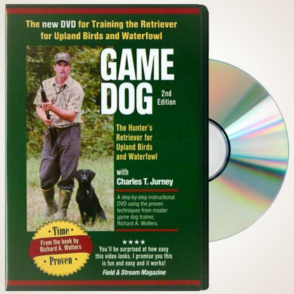Game Dog Training DVD Video
