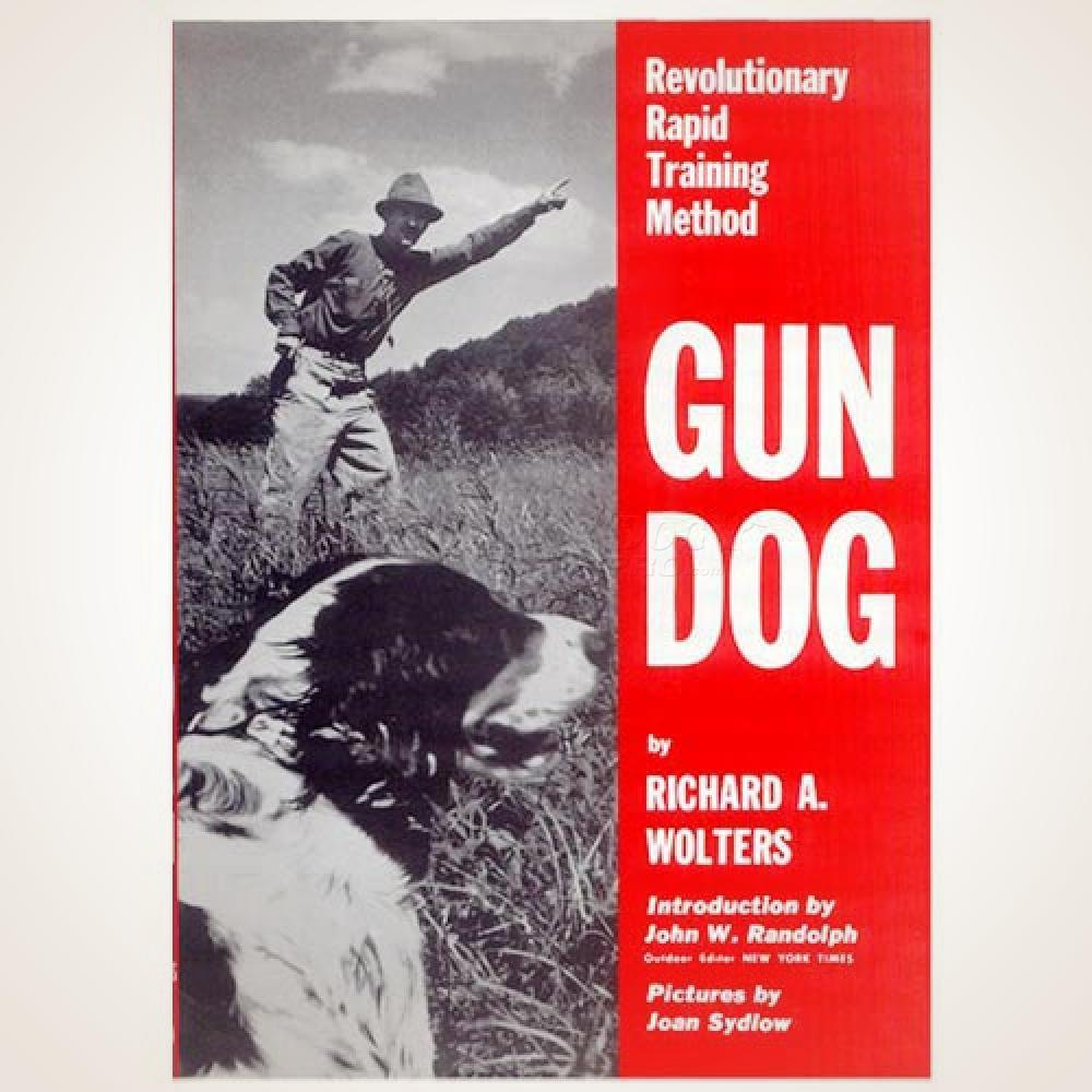 Gun Dog Training Book