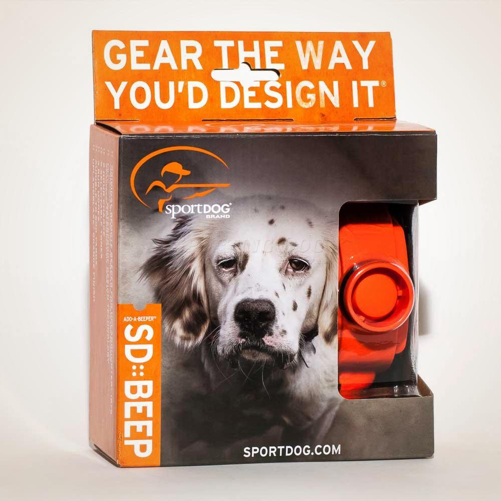 SportDOG SD-BEEP UplandHunter® Accessory Beeper - Box Front