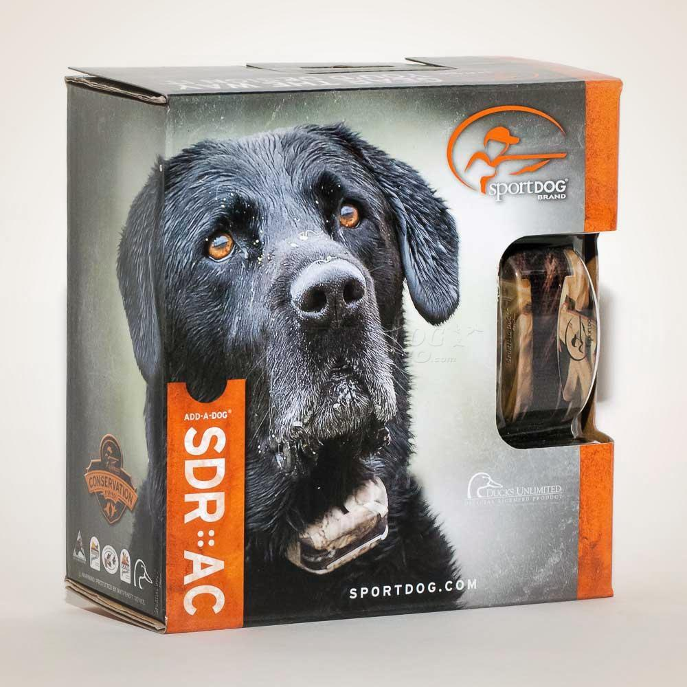 SportDOG Add-a-Dog for SD-425 Camo - Box Front