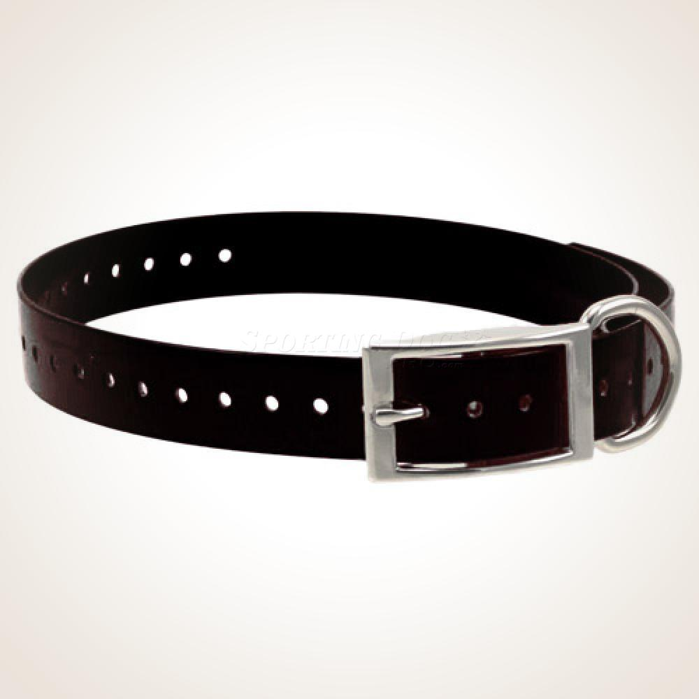 "1"" High-Flex Collar Strap - Black"