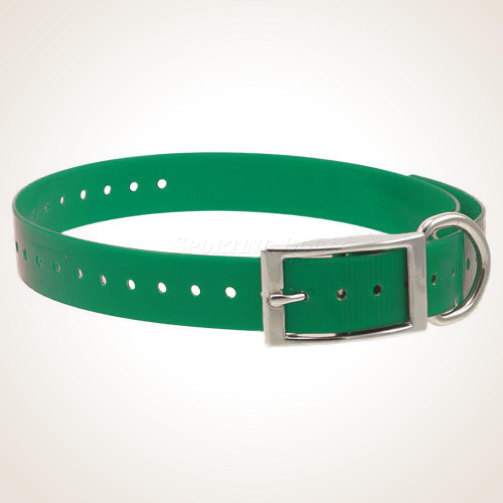 "1"" High-Flex Collar Strap - Green"