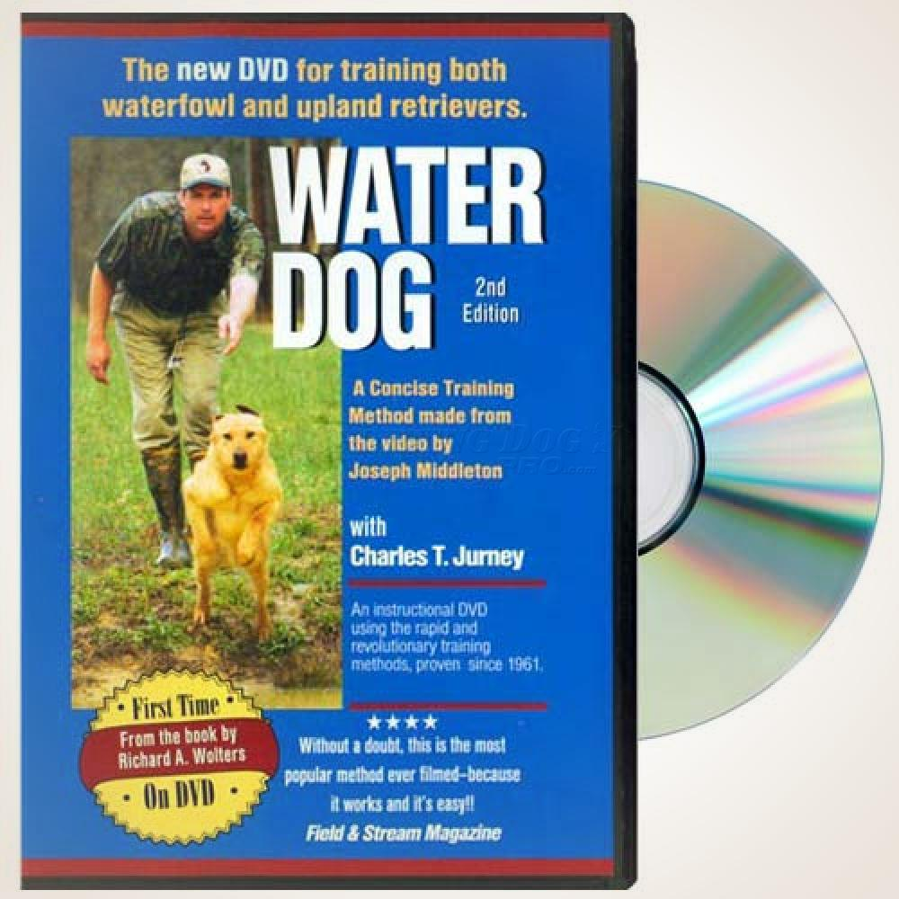 Water Dog Training DVD Video
