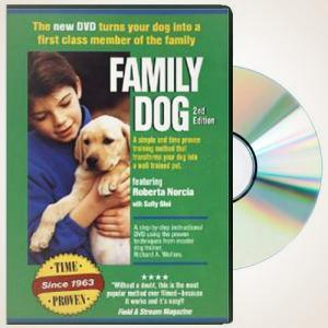 Family Dog Training DVD Video