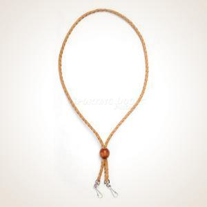SportDOG Braided Leather Lanyard