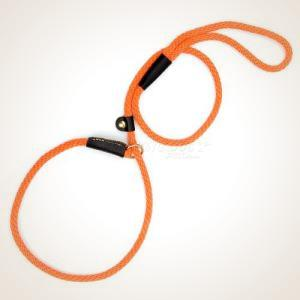 "Mendota 1/2"" x 6' British Style Slip Lead - Orange"