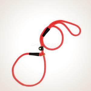 Mendota  4' British Style Slip Lead - Red