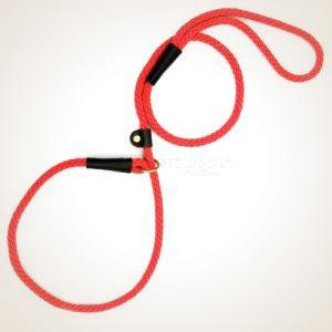 "Mendota 1/2"" x 6' British Style Slip Lead - Red"