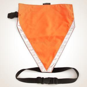 Mendota Visi-Vest - Orange w/ Reflective Stripe