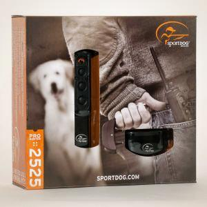 SportDOG Pro Hunter 2525 - Box Front
