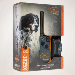 SportDOG Sport Hunter 1825X - Box Front