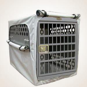 Zinger 4000 Professional Aluminum Heavy Duty Dog Crate