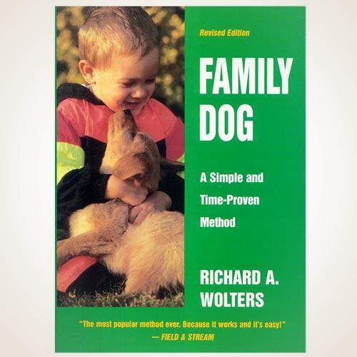 Richard A Wolters Home Dog